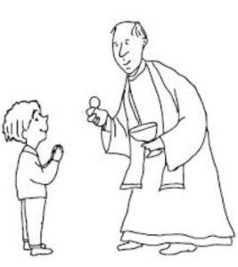 Eucaristía para niños