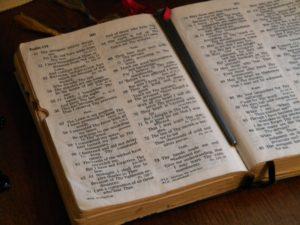 ¿Qué son los salmos bíblicos?