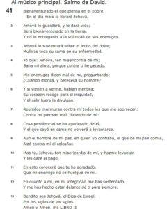 Salmos 41