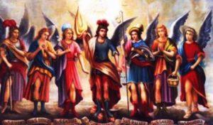 Los 7 arcángeles y sus funciones