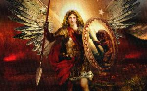 Oración de san Miguel arcángel