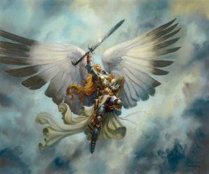 Arcángel Miguel significado