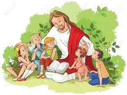 El amor de Dios por los niños.