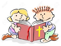 Versículos de Biblia para pequeños.
