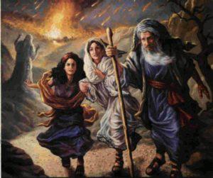 Lot y la desobediencia a Dios
