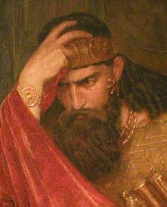 Saúl y la desobediencia a Dios