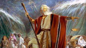 Moisés y la obediencia en el desierto