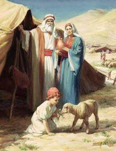 Abraham, el primero de los patriarcas
