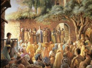 héroes del Nuevo Testamento