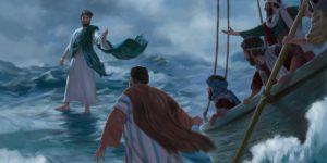 Los milagros de Jesús para niños