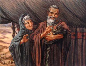 Mujeres estériles en la Biblia
