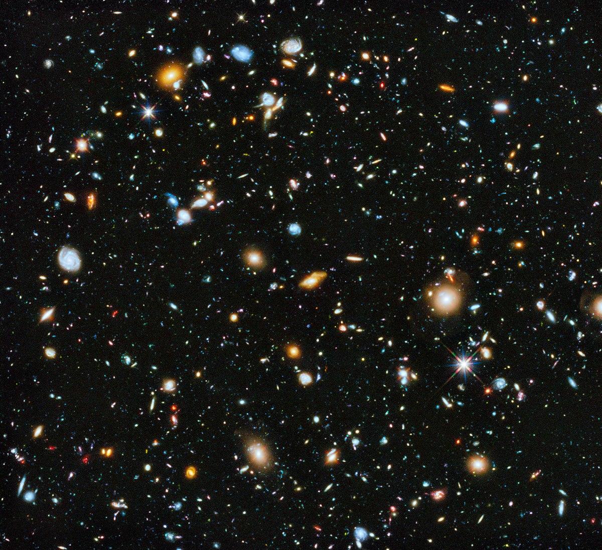 Dios creó el universo