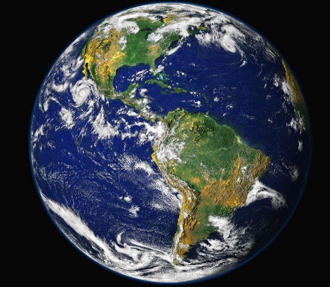 Dios creó el mundo