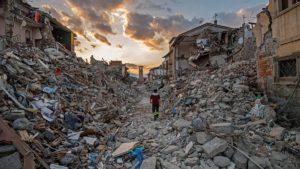 Terremoto profetizado