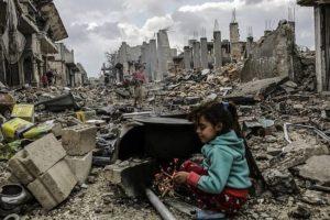 Resultado de las guerras en Siria
